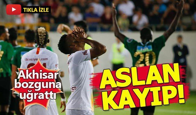 Akhisarspor 3-0 Galatasaray Maç Özeti beIN Sports