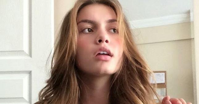 Aleyna Tilki çılgın videosunu kaldırdı!