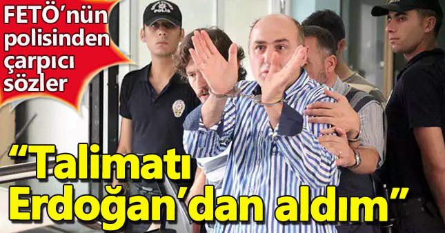 Ali Fuat Yılmazer: Her şeyi Erdoğan'ın talimatıyla yaptım