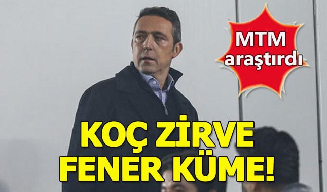 Ali Koç zirve, Fenerbahçe küme hattında