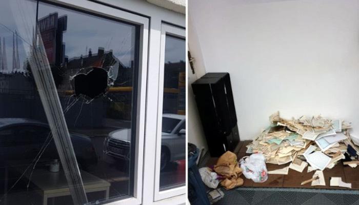 Almanya'da camilere çirkin saldırı