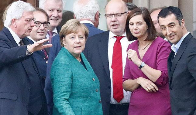 Almanya'daki koalisyon görüşmelerinde Türkiye detayı