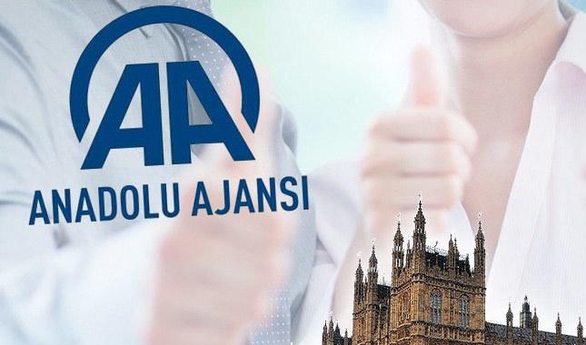 Anadolu Ajansı, 150 stajyeri Londra'ya gönderiyor