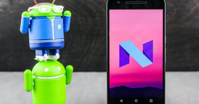Android 7.1 Güncellemesi Geliyor