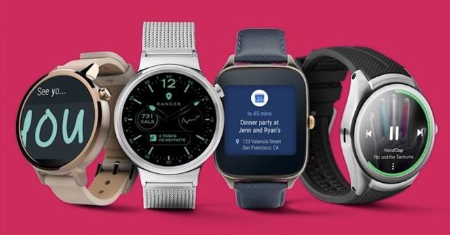 Android Wear 2.0, Şubat'ta ilk olarak LG saatlere geliyor