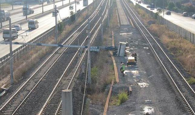 Ankara ile İzmit arasındaki tüm tren seferleri durduruldu