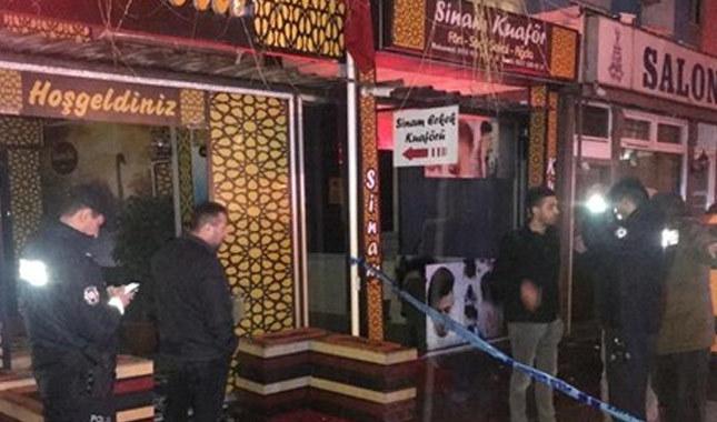 Ankara'da otele silahlı saldırı