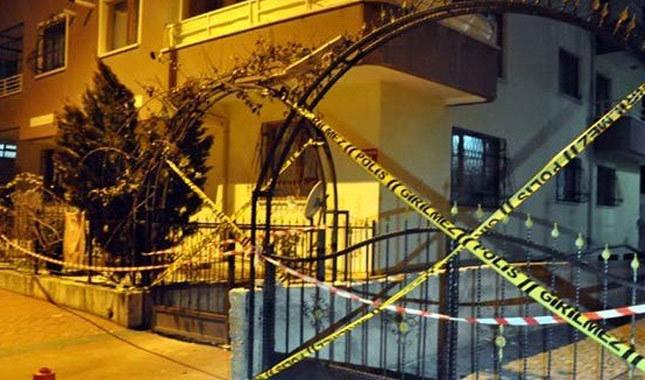 Ankara'da toprak kayması, binalar boşaltıldı