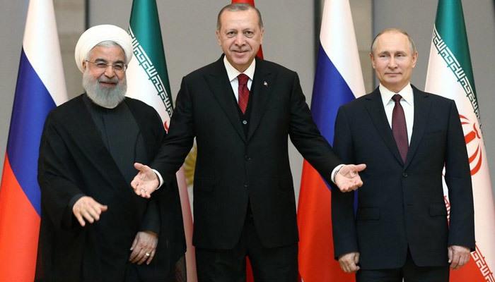 Ankara'da üçlü Soçi zirvesi