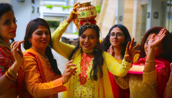 Antalya'da 3 gün 3 gece süren Hint düğünü!