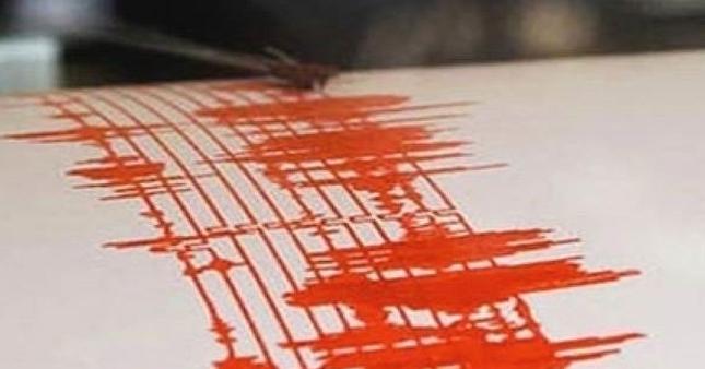 Antalya'da 3.6 büyüklüğünde deprem