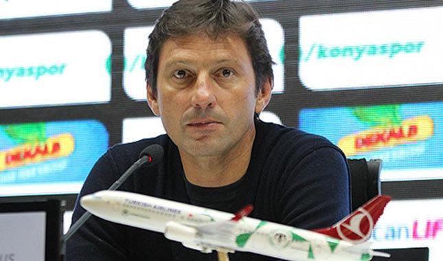 Antalyaspor'da Leonardo 1 puandan memnun