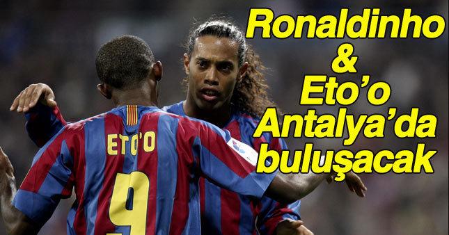 Antalyaspor'da Ronaldinho sesleri