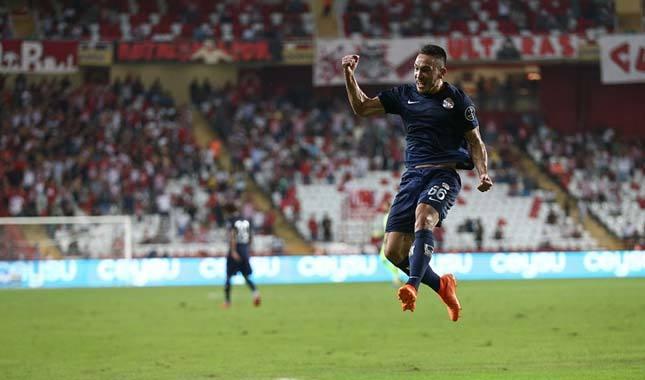 Antalyaspor'dan muhteşem geri dönüş!