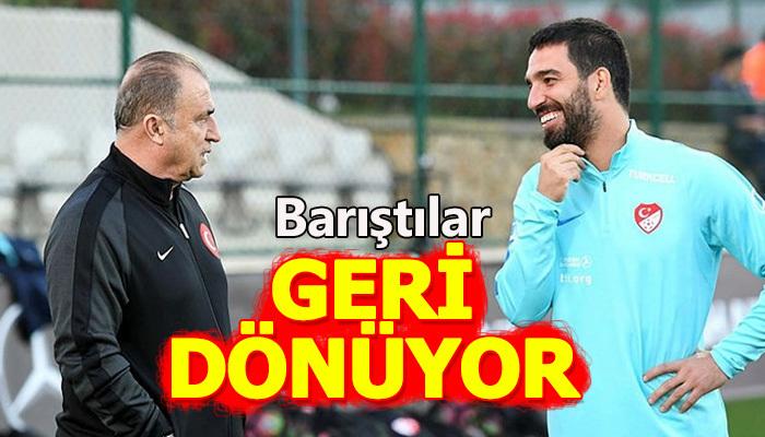 Arda, Galatasaray'a dönüyor