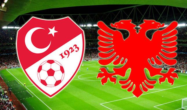 Arnavutluk Türkiye maçı ne zaman, saat kaçta, hangi kanalda?