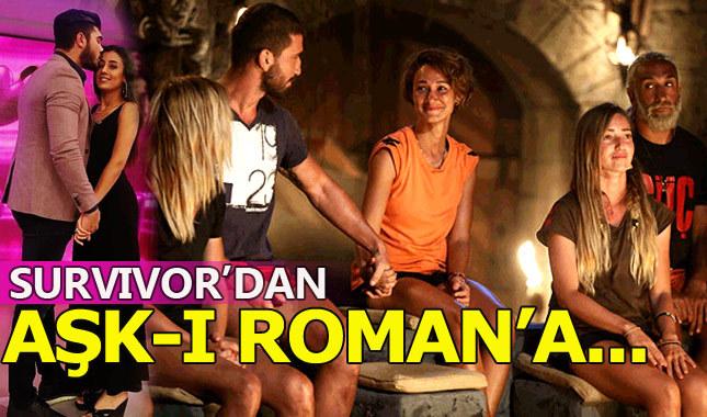 Aşk-ı Roman dizisine Survivor'dan sürpriz oyuncu