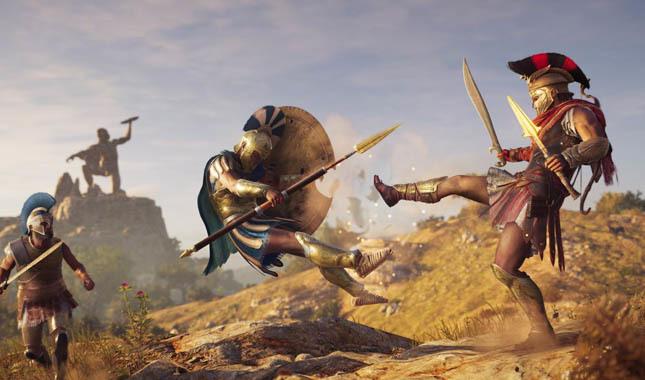 Assassin's Creed Odyssey satışları beklenilen patlamayı yaşamadı