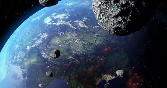 Asteroit 2014 JO25 Dünya'yı teğet geçecek