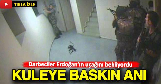 Atatürk Havalimanı'na baskın anının görüntüleri ortaya çıktı