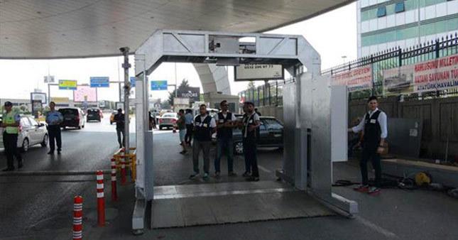 Atatürk Havalimanı'na yeni X-Ray'ler yerleştirildi