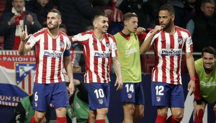 Atletico Madrid'li oyuncuların maaşlarında indirim