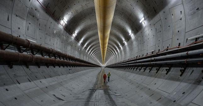 Avrasya Tüneli açılıyor