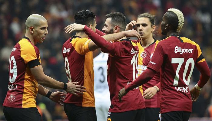 Avrupa'da 2020'nin en iyi takımı Galatasaray