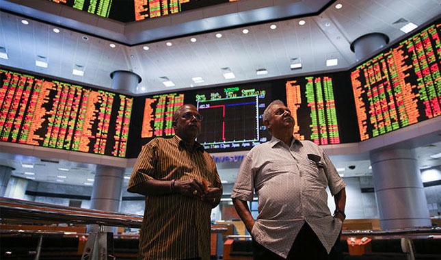 Avrupalı bankaların hisseleri yüzde 4'e kadar geriledi.