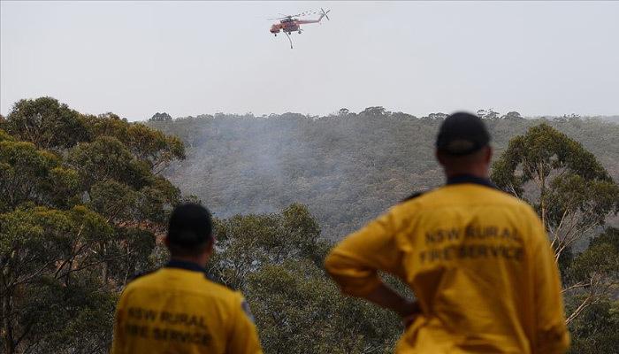 Avustralya'daki yağmurlar yangınları söndürdü