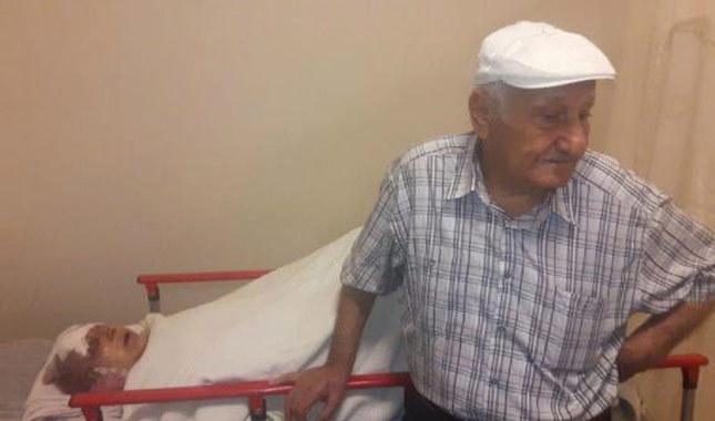 Aydın'da 82 yaşındaki kadını gasp eden şahıs polis çıktı