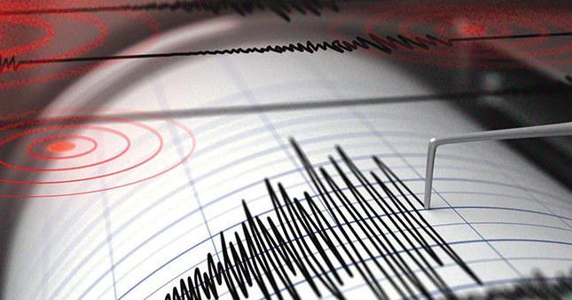 Ayvacık'ta 4.2 büyüklüğünde deprem