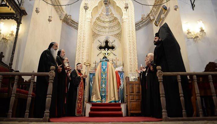 Azınlık cemaatleri Mehmetçik için dua etti