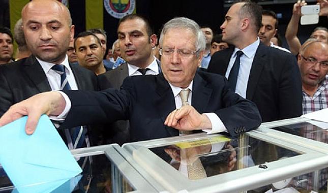 Aziz Yıldırım oy kullandıktan sonra Sudan'a gidecek