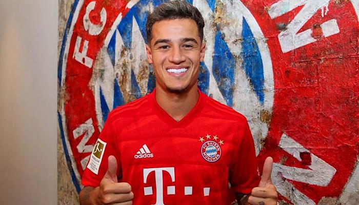 B.Münih Coutinho'yu transfer etti