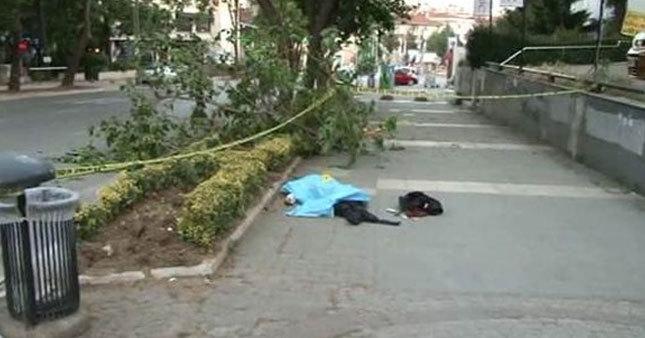 Bağdat Caddesi'nde dehşet