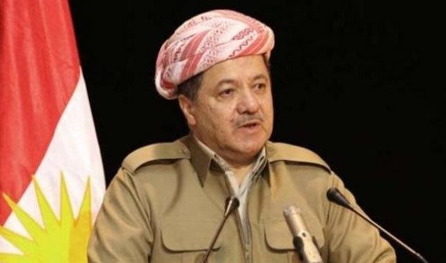 'Bağımsızlık için savaşırız' diyen Barzani'den geri adım