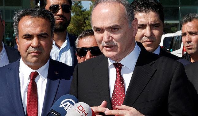 Bakan Faruk Özlü'den Tüpraş açıklaması