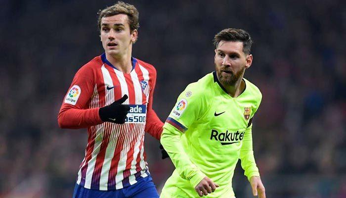 Barcelona Griezmann'ı transfer etti