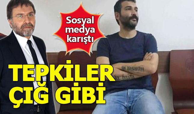 Barış Atay'ı hedef gösteren Ahmet Hakan'a sert tepki