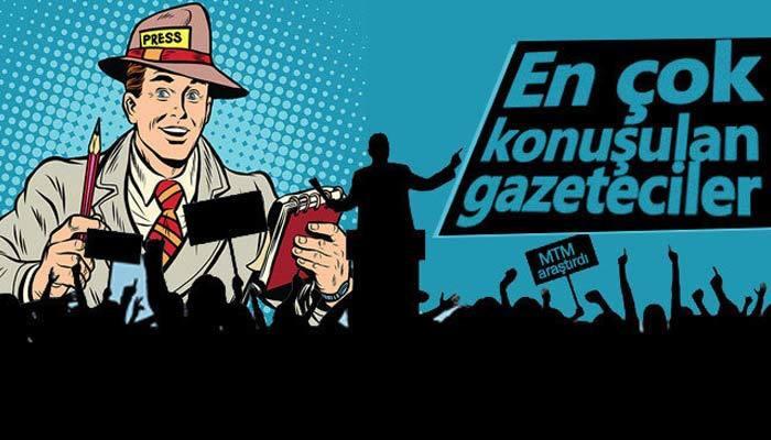 Basında en çok konuşulan gazeteci Muharrem Sarıkaya oldu