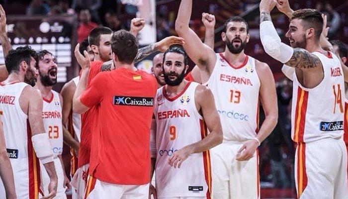 Basketbolda dünya şampiyonu İspanya oldu