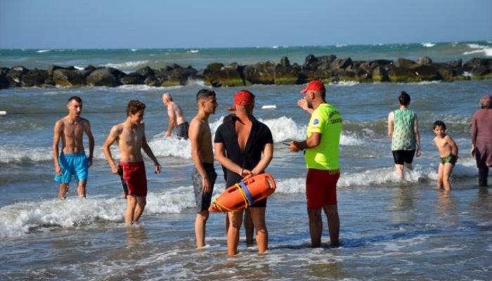 Bayramda denize gireceklere Sakarya'da kötü haber!