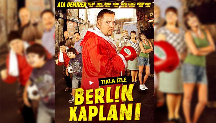 Berlin Kaplanı izle tek parça | Berlin Kaplanı Full HD, Tek Parça, Ata Demirer