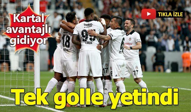 Beşiktaş 1-0 LASK Linz Maç Özeti UEFA Avrupa Ligi