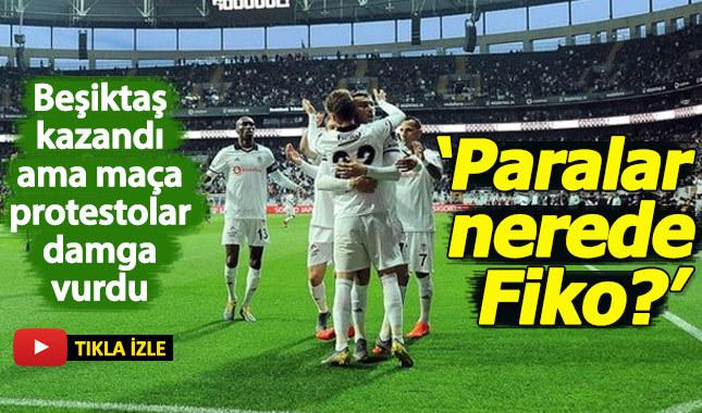 Beşiktaş 2-1 Alanyaspor maç özeti izle 13 Mayıs 2019