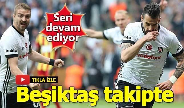 Beşiktaş 3-1 Yeni Malatyaspor Maç Özeti beIN Sports