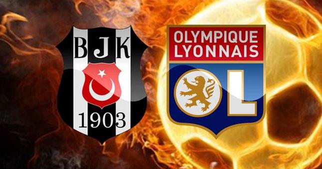 Beşiktaş Lyon maçı saat kaçta hangi kanalda şifresiz mi?