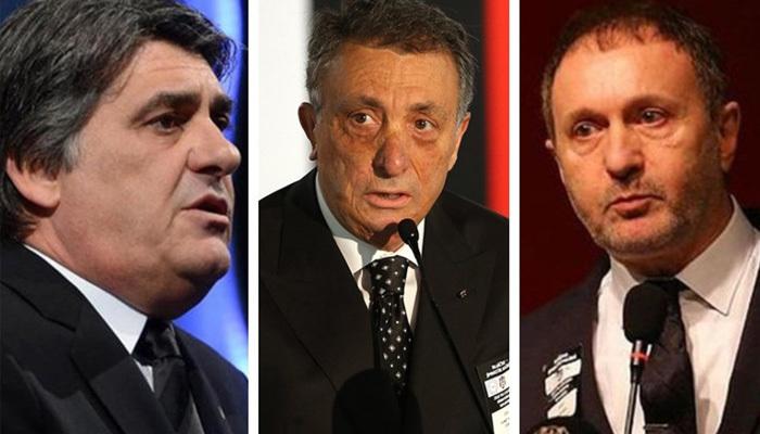 Beşiktaş başkan adayları belli oldu