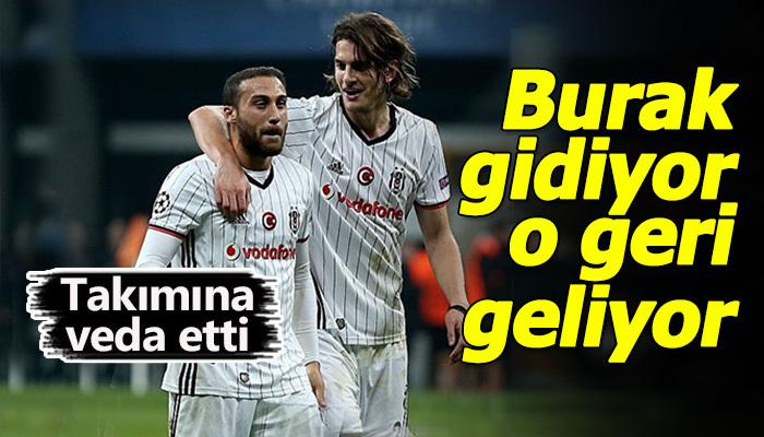 Beşiktaş eski yıldızı ile anlaştı